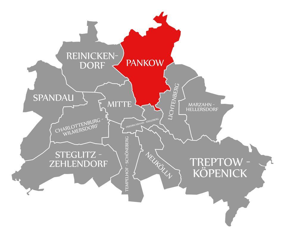 Berlin Alle Bezirke